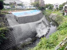 平成26年10月 大岡川緊急工事 施工後